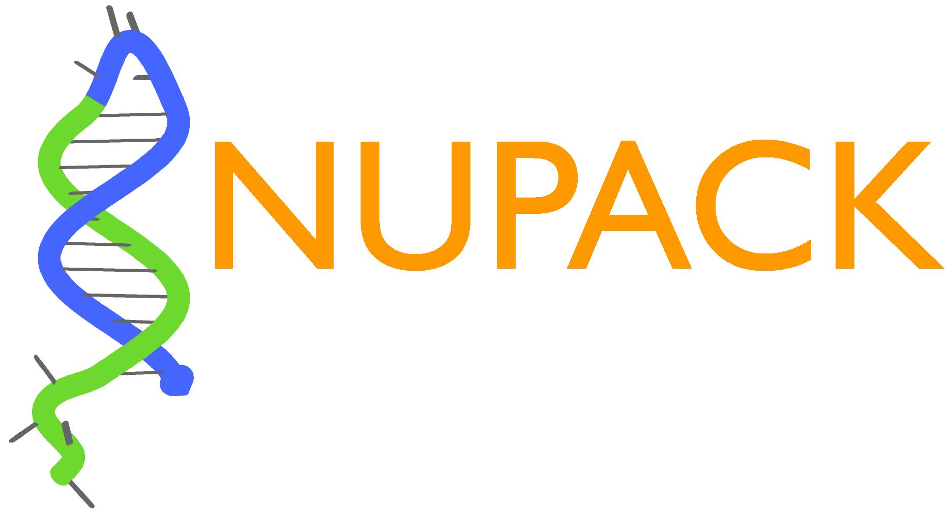 NUPACK logo